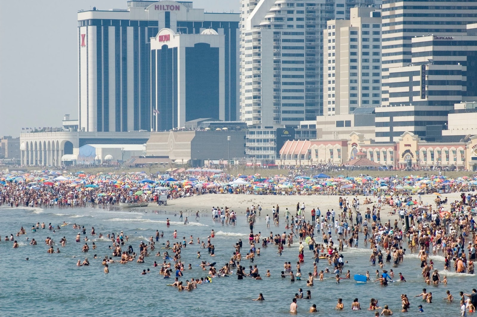 Amazing Things to Do in Atlantic City and Beach