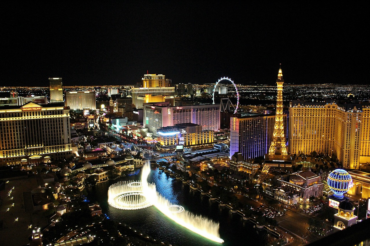 Las Vegas- the boiling point of entertainment! A must visit place
