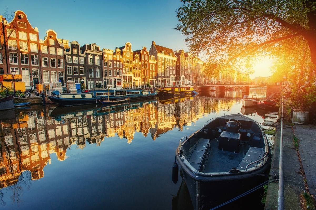 Enjoy Your Summer In The Beautiful City Of Amsterdam