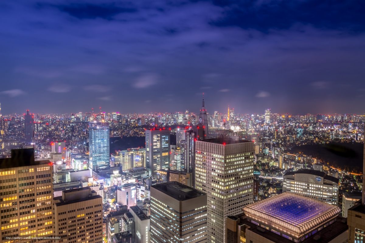 Visit Tokyo- An Interesting Mix Of Ultramodern And Traditional